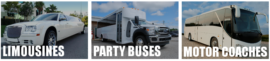 ohio limo and party bus prices