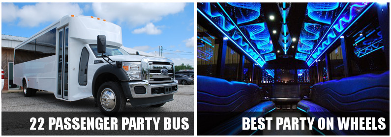 party bus rentals ohio