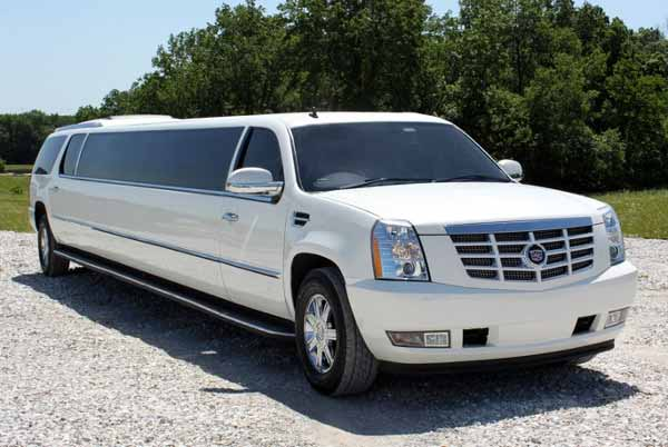 Cadillac Escalade limo London