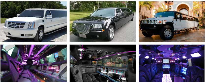 Prom & Homecoming Party Bus Rental Columbus