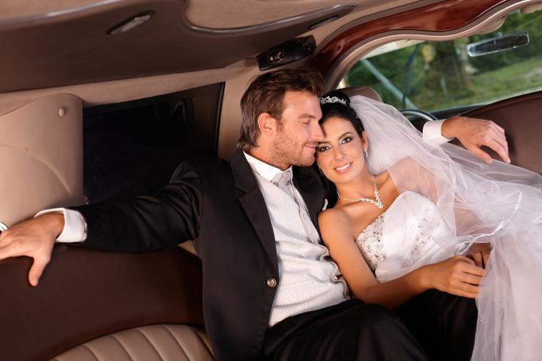 wedding transportation limo service