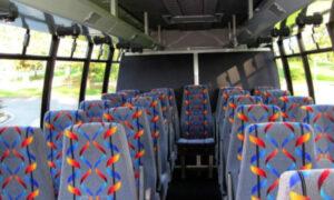 20 person mini bus rental Columbus