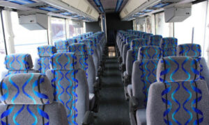 30 person shuttle bus rental Newark