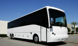 40 passenger charter bus rental Jeffersonville