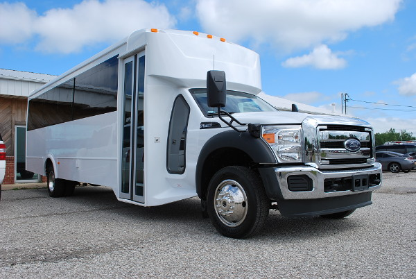 30 Passenger Bus Rental West Jefferson