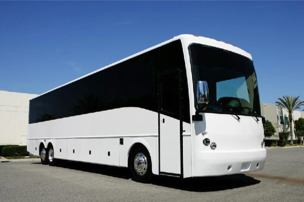 40 Passenger Charter Bus Rental Pickerington