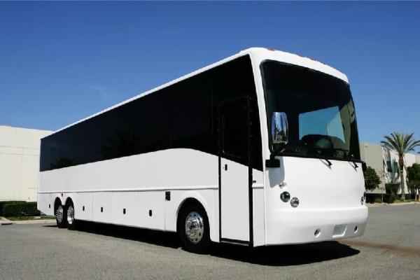 40 Passenger Charter Bus Rental Zanesville