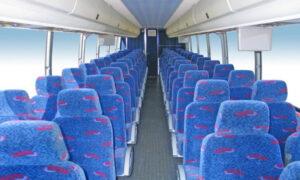50 Person Charter Bus Rental Plain City